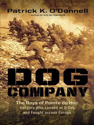 Click this cover for a(n) Audiobook sample of Dog Company.