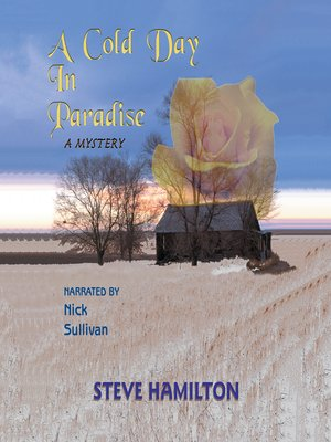Click this cover for a(n) Audiobook sample of A Cold Day in Paradise.