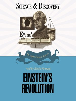 Click this cover for a(n) Audiobook sample of Einstein's Revolution.