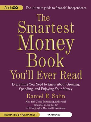 Cover of The Smartest Money Book You'll Ever Read