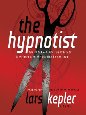 Click this cover for a(n) Audiobook sample of The Hypnotist.