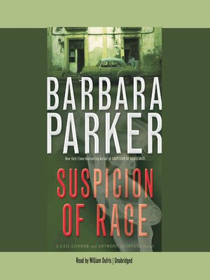 Cover of Suspicion of Rage