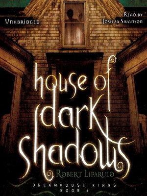 Click this cover for a(n) Audiobook sample of House of Dark Shadows.