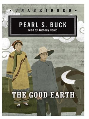 Click this cover for a(n) Audiobook sample of The Good Earth