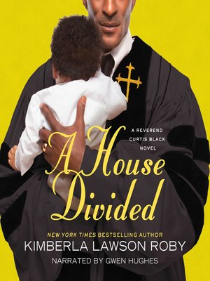Click this cover for a(n) Audiobook sample of A House Divided.