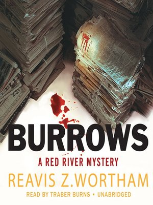 Click this cover for a(n) Audiobook sample of Burrows.
