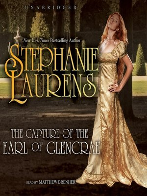 Click this cover for a(n) Audiobook sample of The Capture of the Earl of Glencrae.