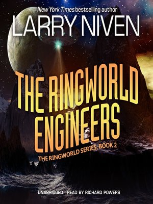 Click this cover for a(n) Audiobook sample of The Ringworld Engineers.