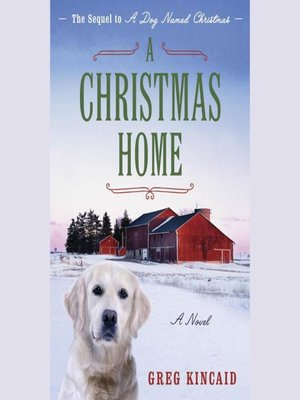 Click this cover for a(n) Audiobook sample of A Christmas Home