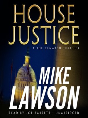 Click this cover for a(n) Audiobook sample of House Justice.