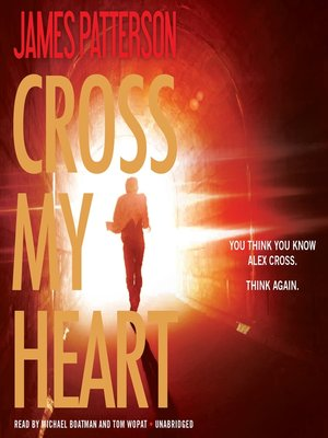 Click this cover for a(n) Audiobook sample of Cross My Heart
