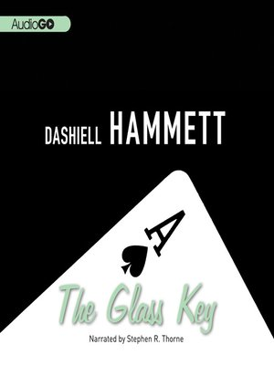 Cover of The Glass Key