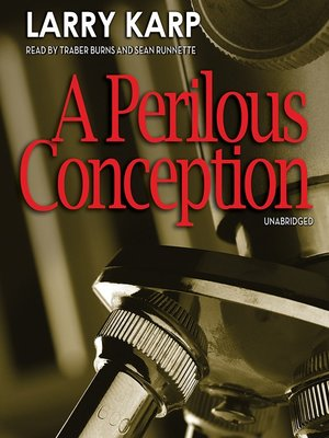 Click this cover for a(n) Audiobook sample of A Perilous Conception
