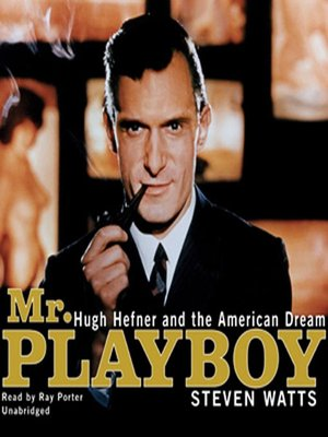 Click this cover for a(n) Audiobook sample of Mr. Playboy.