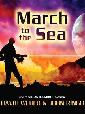 Click this cover for a(n) Audiobook sample of March to the Sea.