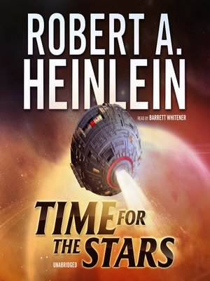 Click this cover for a(n) Audiobook sample of Time for the Stars.