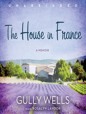 Click this cover for a(n) Audiobook sample of The House in France.
