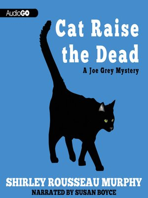 Click this cover for a(n) Audiobook sample of Cat Raise the Dead