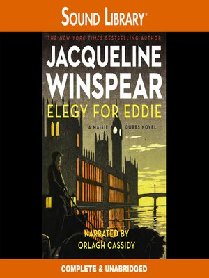 Click this cover for a(n) Audiobook sample of Elegy for Eddie.