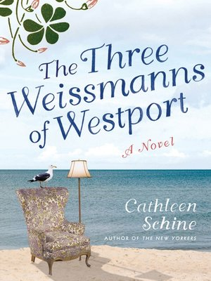 Click this cover for a(n) Audiobook sample of The Three Weissmanns of Westport.