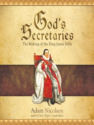 Cover of God's Secretaries