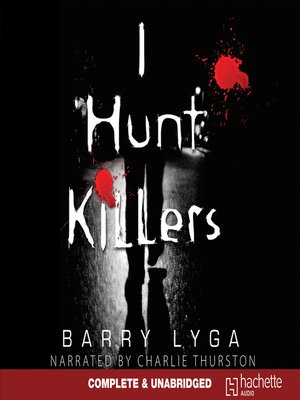 Click this cover for a(n) Audiobook sample of I Hunt Killers.