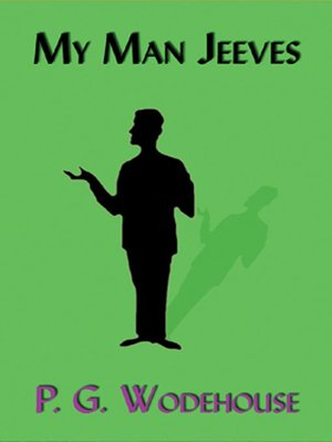 Cover of My Man Jeeves