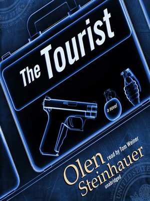 Click this cover for a(n) Audiobook sample of The Tourist.