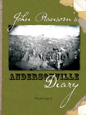 Click this cover for a(n) Audiobook sample of John Ransom's Diary