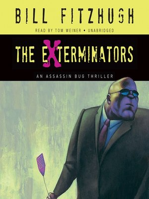 Click this cover for a(n) Audiobook sample of The Exterminators.