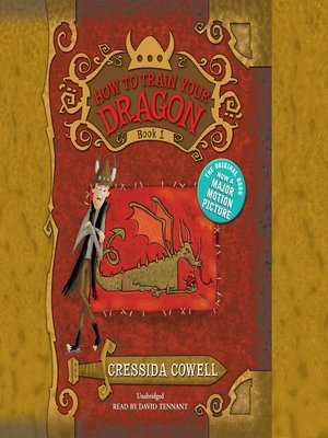 Click this cover for a(n) Audiobook sample of How to Train Your Dragon