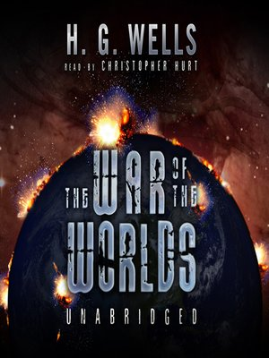 Click this cover for a(n) Audiobook sample of The War of the Worlds