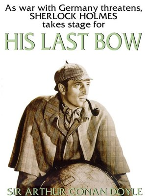 Cover of His Last Bow