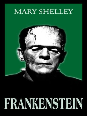 Cover of Frankenstein, or the Modern Prometheus
