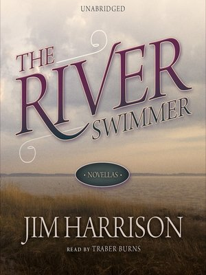 Click this cover for a(n) Audiobook sample of The River Swimmer.