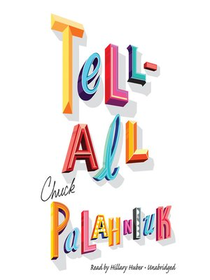 Click this cover for a(n) Audiobook sample of Tell All