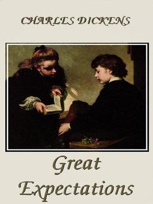 Click this cover for a(n) Audiobook sample of Great Expectations