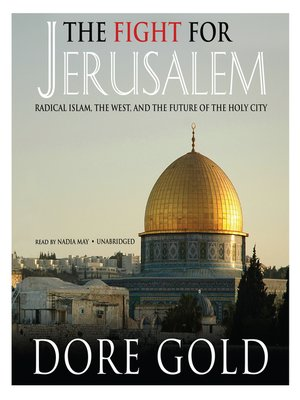 Click this cover for a(n) Audiobook sample of The Fight for Jerusalem