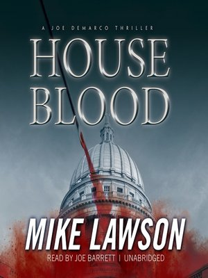 Click this cover for a(n) Audiobook sample of House Blood.