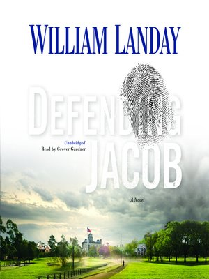 Click this cover for a(n) Audiobook sample of Defending Jacob.