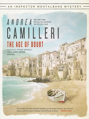 Click this cover for a(n) Audiobook sample of The Age of Doubt