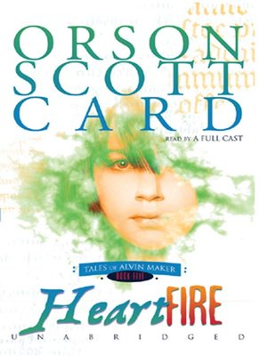 Click this cover for a(n) Audiobook sample of Heartfire