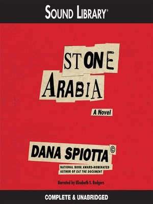 Cover of Stone Arabia