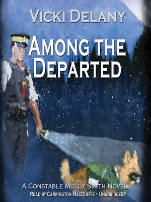 Click this cover for a(n) Audiobook sample of Among the Departed