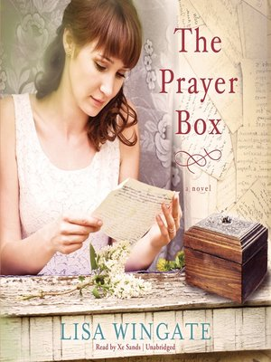 Click this cover for a(n) Audiobook sample of The Prayer Box