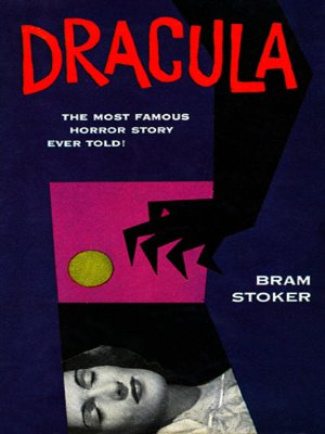 Click this cover for a(n) Audiobook sample of Dracula.