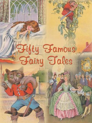 Click this cover for a(n) Audiobook sample of Fifty Famous Fairy Tales.