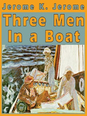 Click this cover for a sample of Three Men in a Boat: (To Say Nothing of the Dog).