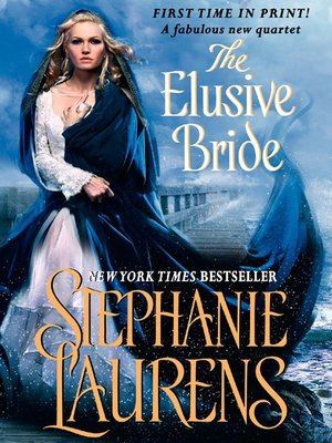 Click this cover for a(n) Audiobook sample of The Elusive Bride.