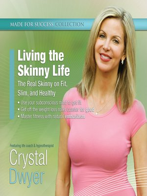 Click this cover for a(n) Audiobook sample of Living the Skinny Life.